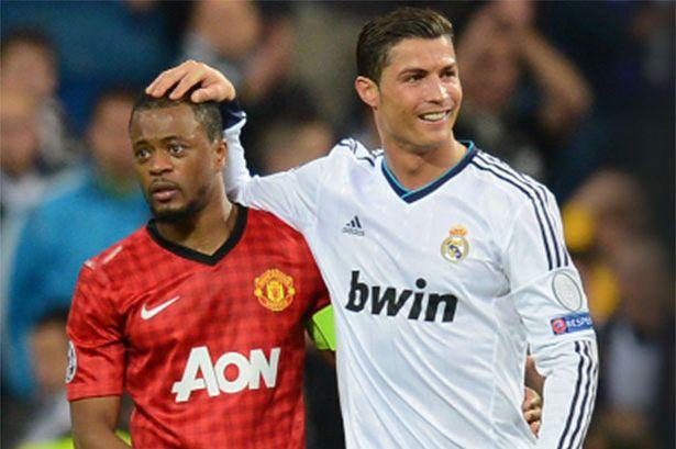 Cris Ronaldo sẽ trở lại Man Utd đúng như tiết lộ của Patrice Evra?