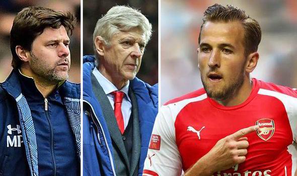 Harry Kane sẽ thi đấu cho Arsenal trong mùa giải tới?
