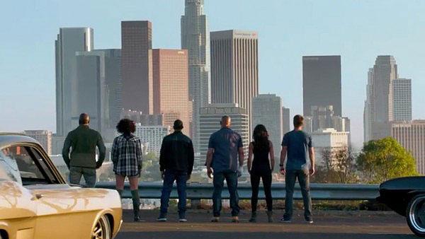Gia đình Fast & Furious trong nhiệm vụ ngay tại Los Angeles