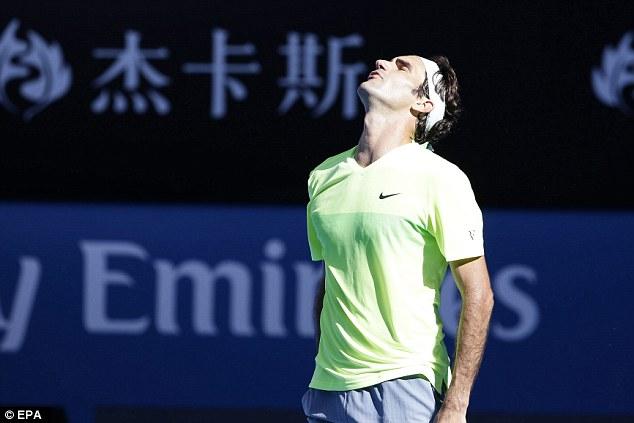 Federer bị loại là cú sốc lớn nhất kể từ đầu Úc mở rộng 2015.