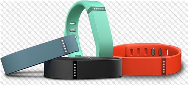 Vòng đeo tay thông minh của Fitbit