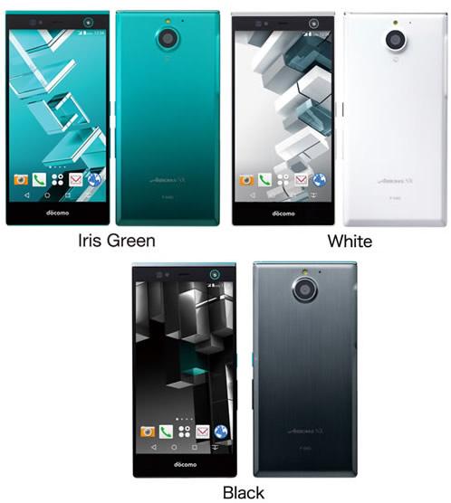 Máy có 3 lựa chọn màu sắc khác nhau