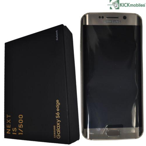 Galaxy S6 Edge phiên bản Gold Platinum