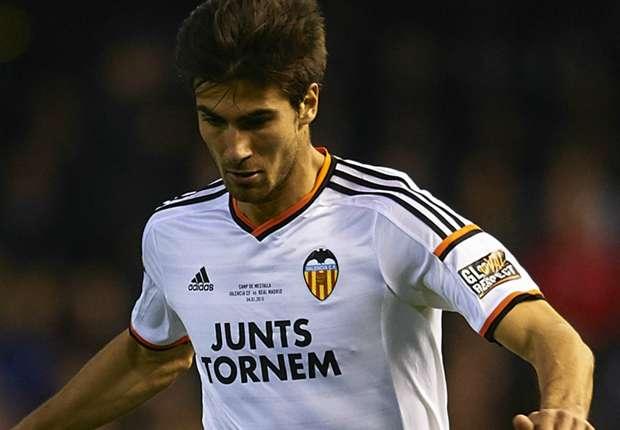 Andre Gomes là tài năng trẻ đắt giá của Valencia.