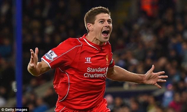 Steven Gerrard sẽ gia nhập LA Galaxy vào tháng 7 tới đây