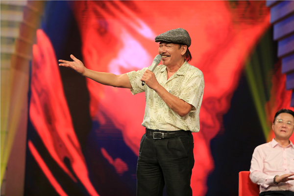 Nhạc sĩ Trần Tiến hào hứng khi tham gia trong Giai điệu tự hào của năm mới.