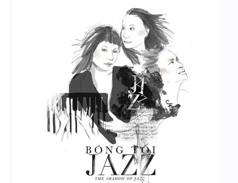 Bìa album Bóng tối jazz
