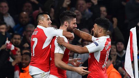 Arsenal sẽ có chiến thắng thứ 4 liên tiếp trên tất cả các đấu trường?