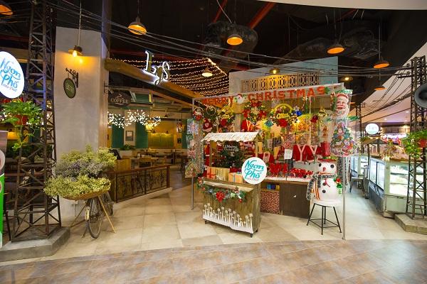 Đến Ngon phố vào dịp Giáng sinh để thưởng thức tinh hoa ẩm thực Việt và giao lưu cùng ca sĩ Mỹ Linh