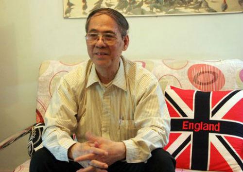 Thầy Nguyễn Quốc Hùng MA (ảnh: nhân vật cung cấp)
