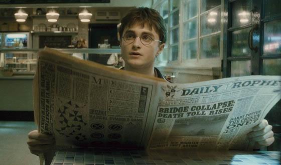 Nhật báo tiên tri Daily Prophet trong các bộ phim Harry Potter đã mang tới ý tưởng về tính năng video tự chạy trên Facebook