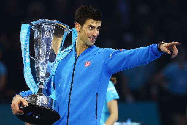 Novak Djokovic thực sự là ông vua của năm 2015