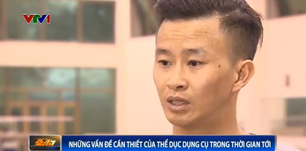 HLV Trương Minh Sang.