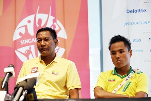 HLV U23 Myanmar, Kyi Lwin tuyên bố sẽ đánh bại U23 Việt Nam để giành vé vào chung kết