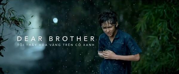 Trong trailer này vẫn sử dụng tên tiếng Anh ban đầu là Dear Brothers và khiến nhiều người nhầm lẫn.