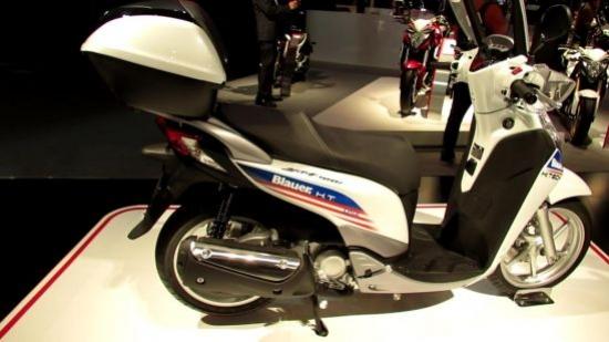 SH 300i ABS trong triển lãm EICMA