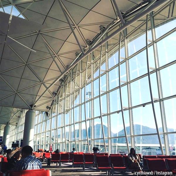 5. Sân bay quốc tế Hong Kong (Trung Quốc).