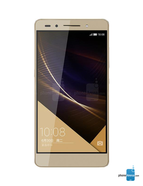 Huawei Honor 7 Enhanced Edition sở hữu cấu hình tương đối mạnh với chip Kirin 935, RAM 3GB, bộ nhớ trong 32GB