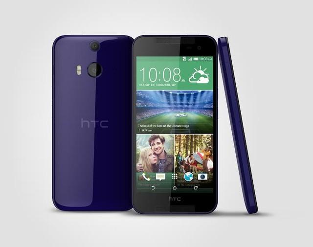 HTC sở hữu một cấu hình mạnh mẽ và khả năng chống nước