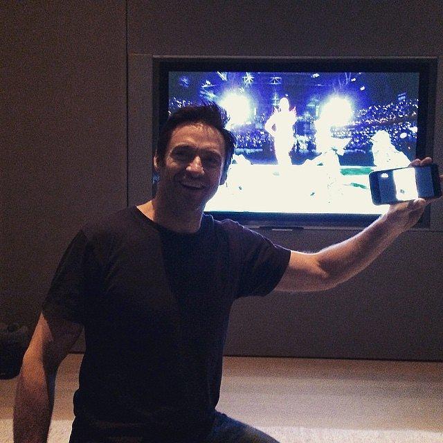 Jack Hughman phấn khích với màn trình diễn ấn tượng của Katy Perry