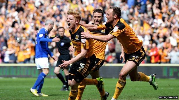 Hull City sẽ phải chia tay với giải Ngoại hạng Anh?