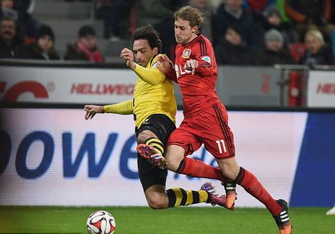Mats Hummels quá chậm để chơi ở giải Ngoại hạng?