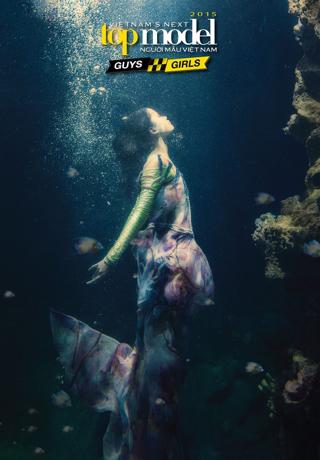Rất vất vả để hoàn thành thử thách chụp hình dưới nước, Hương Ly đã vượt qua được nỗi sợ của bản thân và sở hữu bức hình đẹp hơn Hồng Xuân - thí sinh chiến thắng thử thách, theo đánh giá của nhiều khán giả truyền hình.