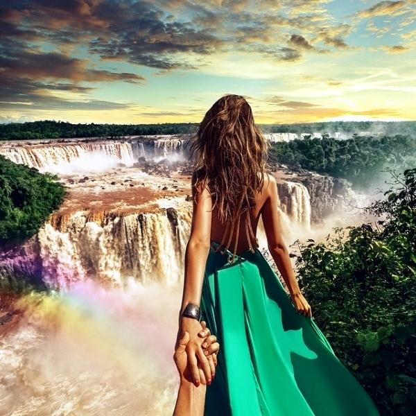 Thác nước Iguazu, Brazil