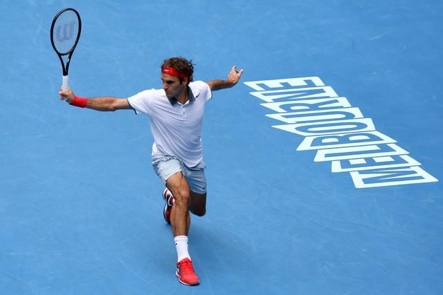 Đối thủ Roger Federer là tay vợt hạng 48, Simone Bolelli