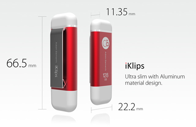 Thiết kế của iKlips