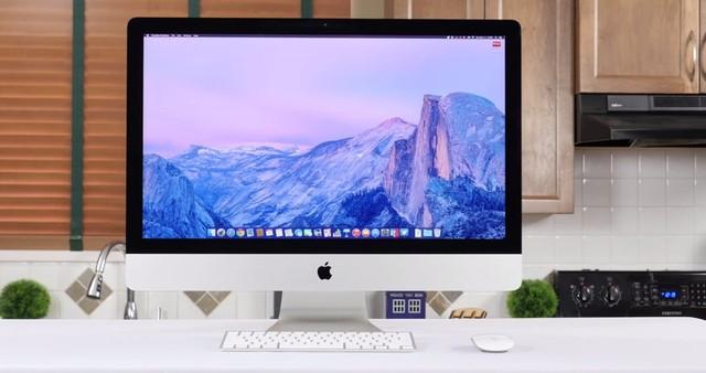 Nhiều nguồn tin cho biết Apple đang phát triển chiếc iMac mới với màn hình 4K