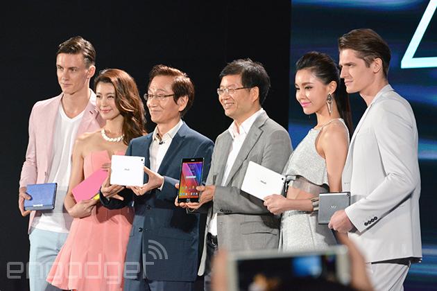 ZenPad sẽ có các phiên bản 7 inch, 8 inch và 10.1 inch