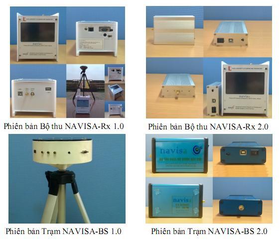 Bộ sản phẩm phần cứng NAVISA (Ảnh: XHTT)