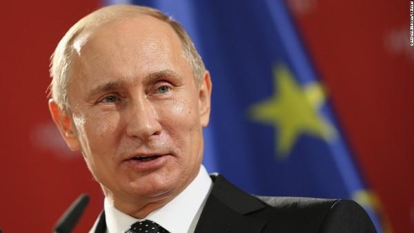 Tổng thống Putin đang nhận được sự ủng hộ tuyệt đối từ phía người dân Nga