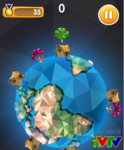 Nhóm sáng tạo game Planet Marker rất tự tin về phần đồ họa của game