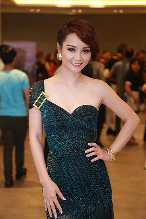 Diễn viên Mai Thu Huyền tiếp tục đảm nhận vai nữ chính - Thanh Trúc.