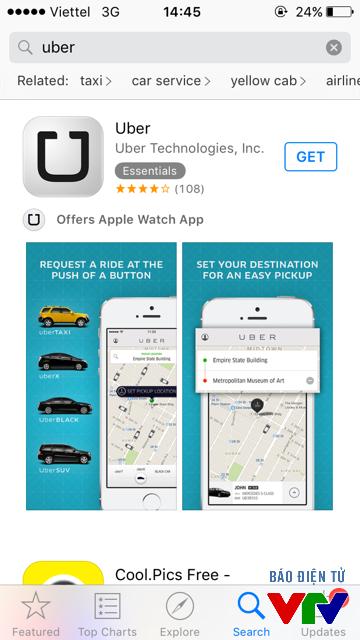 Mặc dù dịch vụ Uber hay GrabTaxi khá tiện ích trong việc quản lý và điều xe nhưng gây tạo nên nhiều thiệt thòi cho các hãng taxi truyền thống khi kí hợp đồng với các xe cá giá cước siêu rẻ