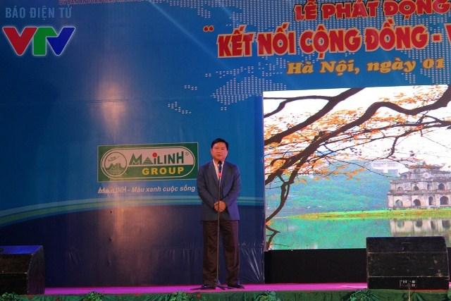 Bộ trưởng Bộ Giao thông vận tải phát biểu trước khai mạc