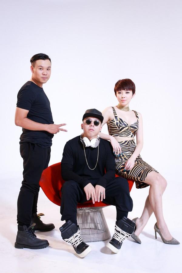 Nhóm ca sĩ Tóc Tiên