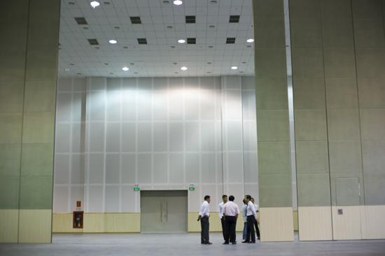 Trường quay đưa vào sử dụngđảm bảo đáp ứng yêu cầu tổ chức sản xuất các sự kiện văn hóa lớn trong nước và khu vực tại TP. Nha Trang, tỉnh Khánh Hòa.