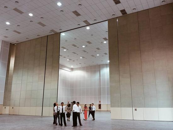 Hiện tại, đây là trường quay đa năng lớn nhất Việt Nam với vách ngăn di động hiện đại có thể sử dụng 2 trường quay cùng một lúc.