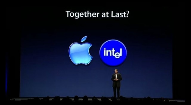 Apple ngừng đặt hàng Samsung và hợp tác với Intel để sản xuất chip cho iPhone 7. (Ảnh: Apple)