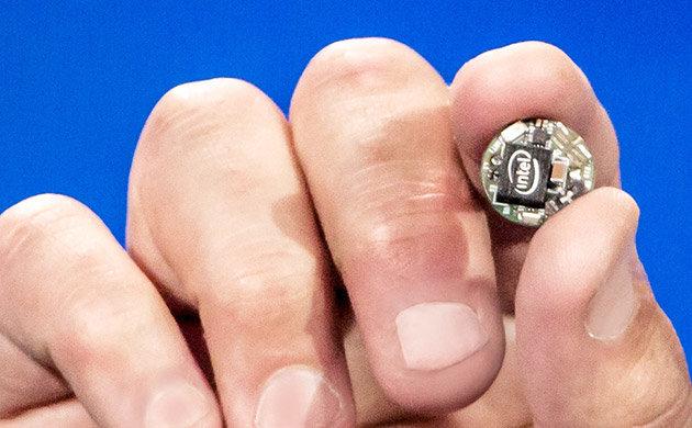 Chiếc module siêu nhỏ của Intel