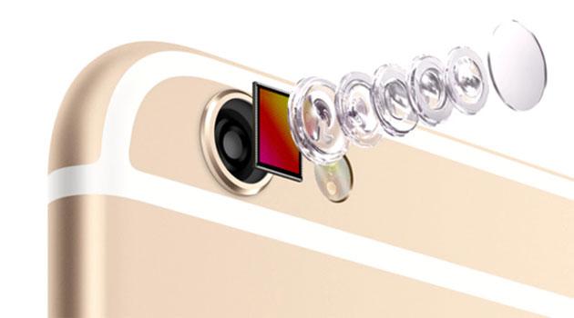 iPhone 6S sẽ được trang bị camera 12 MP?