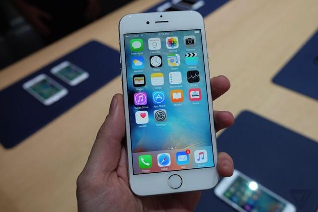 Thiết kế của iPhone 6S gần như giống hệt với thiết kế iPhone 6