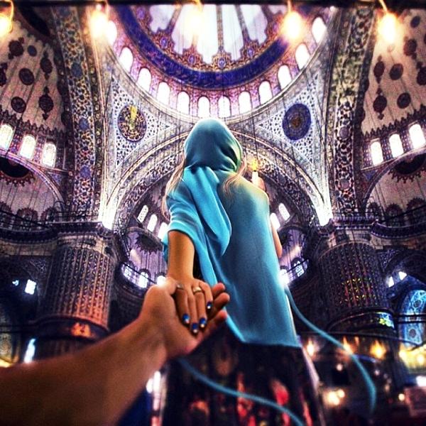Nhà thờ Hồi giáo Sultan Ahmed, Thổ Nhĩ Kỳ