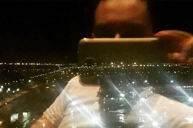 Bức ảnh cuối cùng của Hussein Javadi đăng trên Instagram cá nhân.