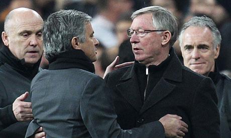 Chỉ có Mourinho mới có thể thay thế Sir Alex?