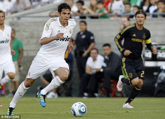Kaka có tài năng đặc biệt nhưng ngôi sao người Brazil lại là bản hợp đồng thảm hại nhất lịch sử Real và bóng đá thế giới.