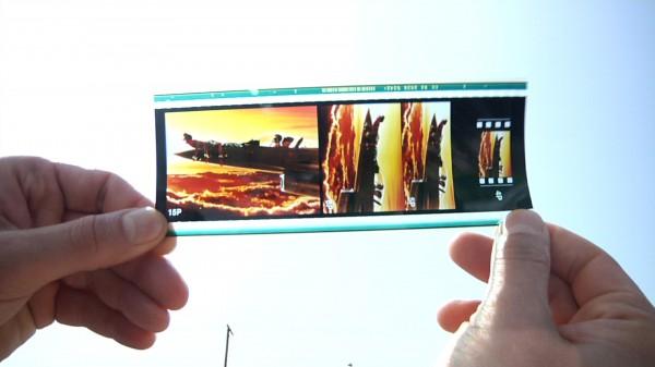Sự khác biệt giữa phim 70 mm và phim 35 mm